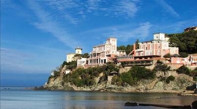 castiglioncello tuscan beach località balneare in toscana