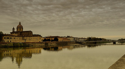tour firenze arno